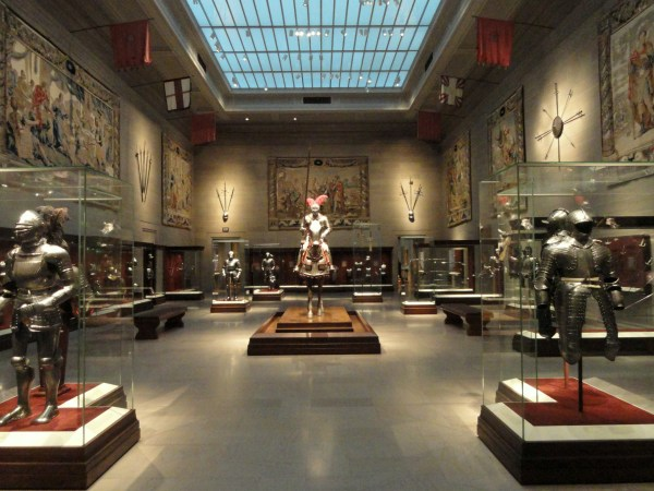 File Armor Room - Cleveland Museum Of Art Wikimedia Commons