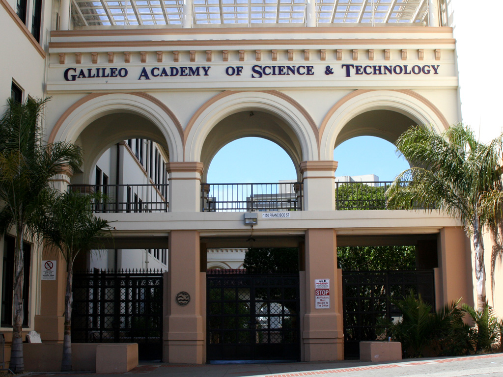 File Galileo Academy Of Science And Technology Entrance