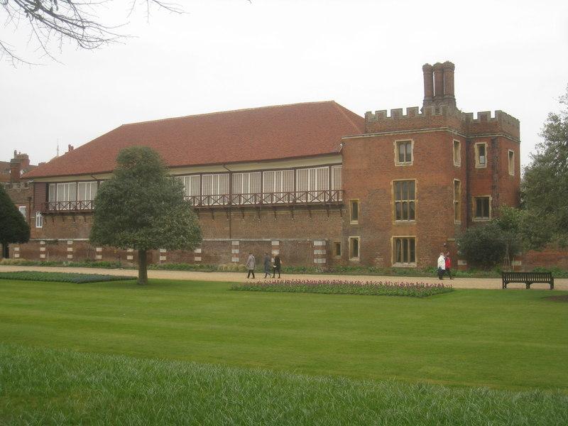 Royal Tennis Court Hampton Court  Wikipedia