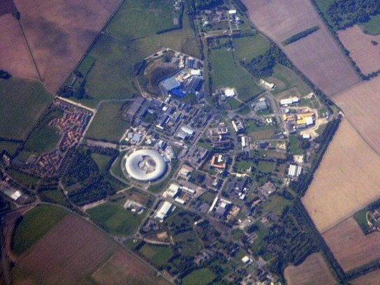 Harwell Science and Innovation Campus  Wikipedia