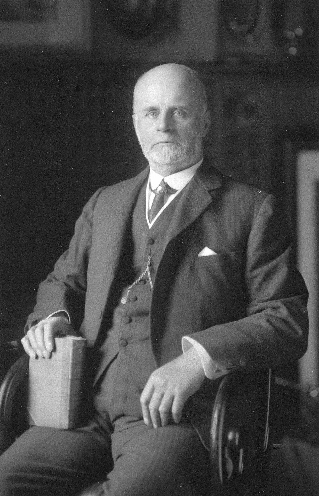 John Breedon Everard  Wikipedia