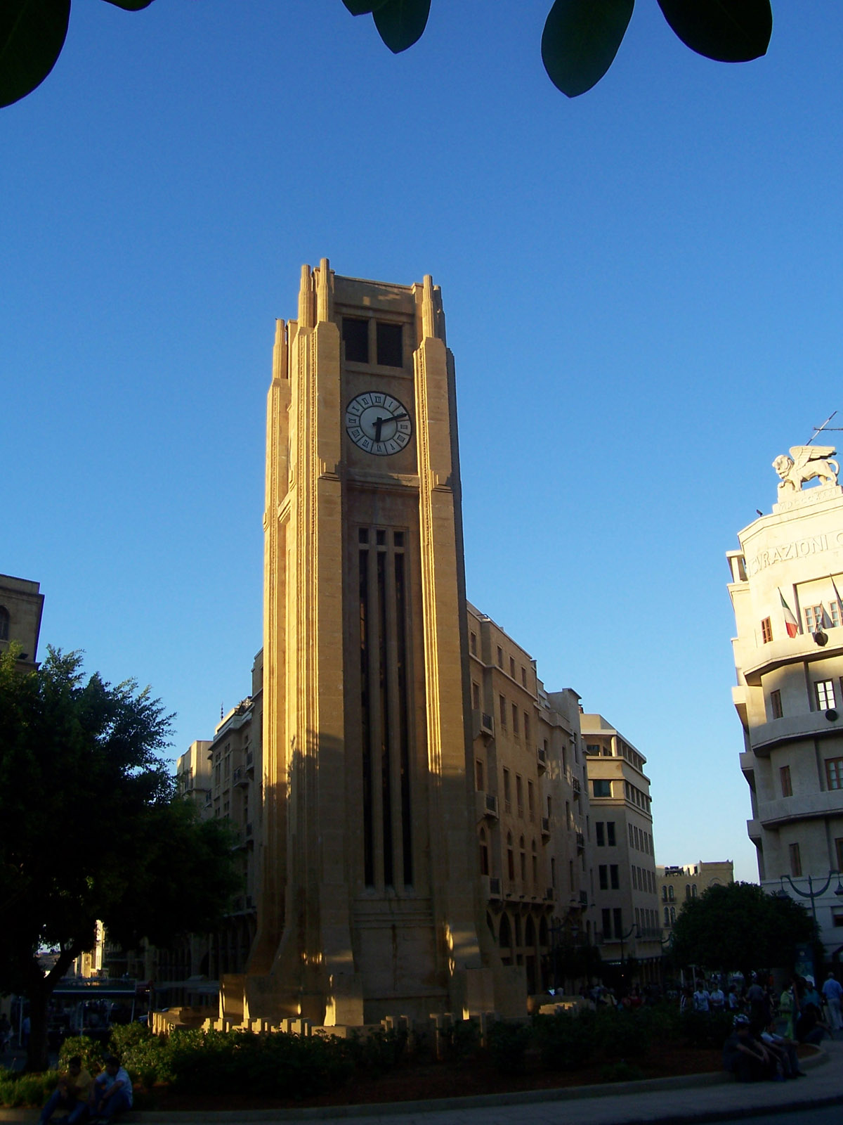 Beirut Wikipedia