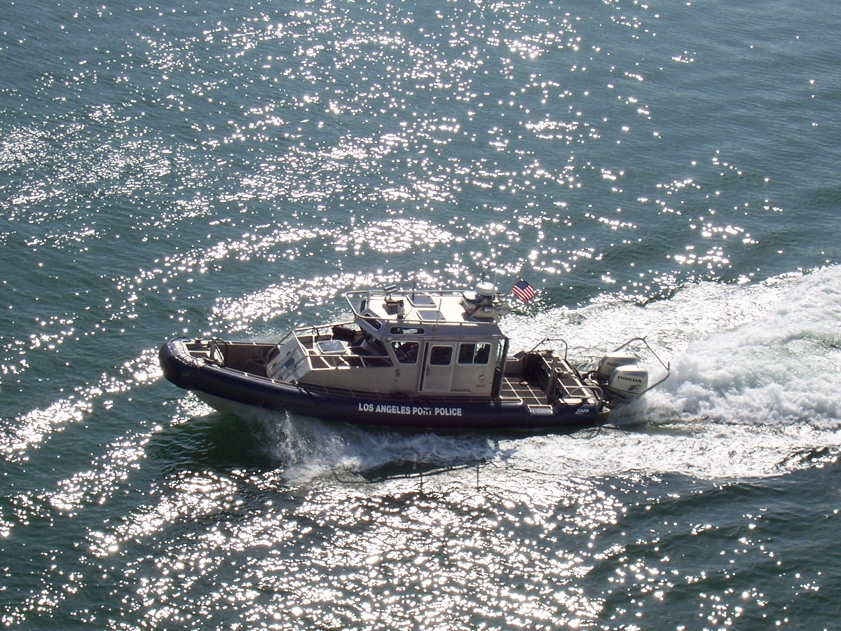 Los Angeles Port Police Wikipedia