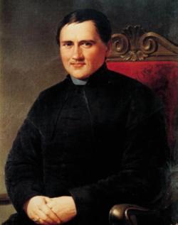 blaženi Alojzij (Luigi) Caburlotto - duhovnik in ustanovitelj