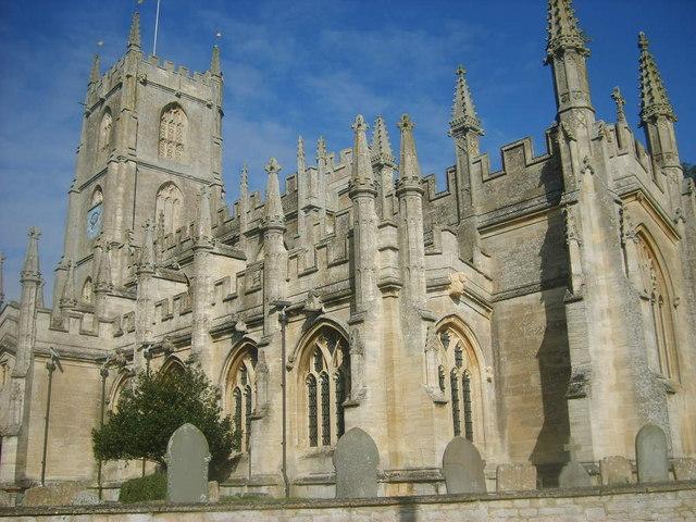 St Mary's Church, Steeple Aston