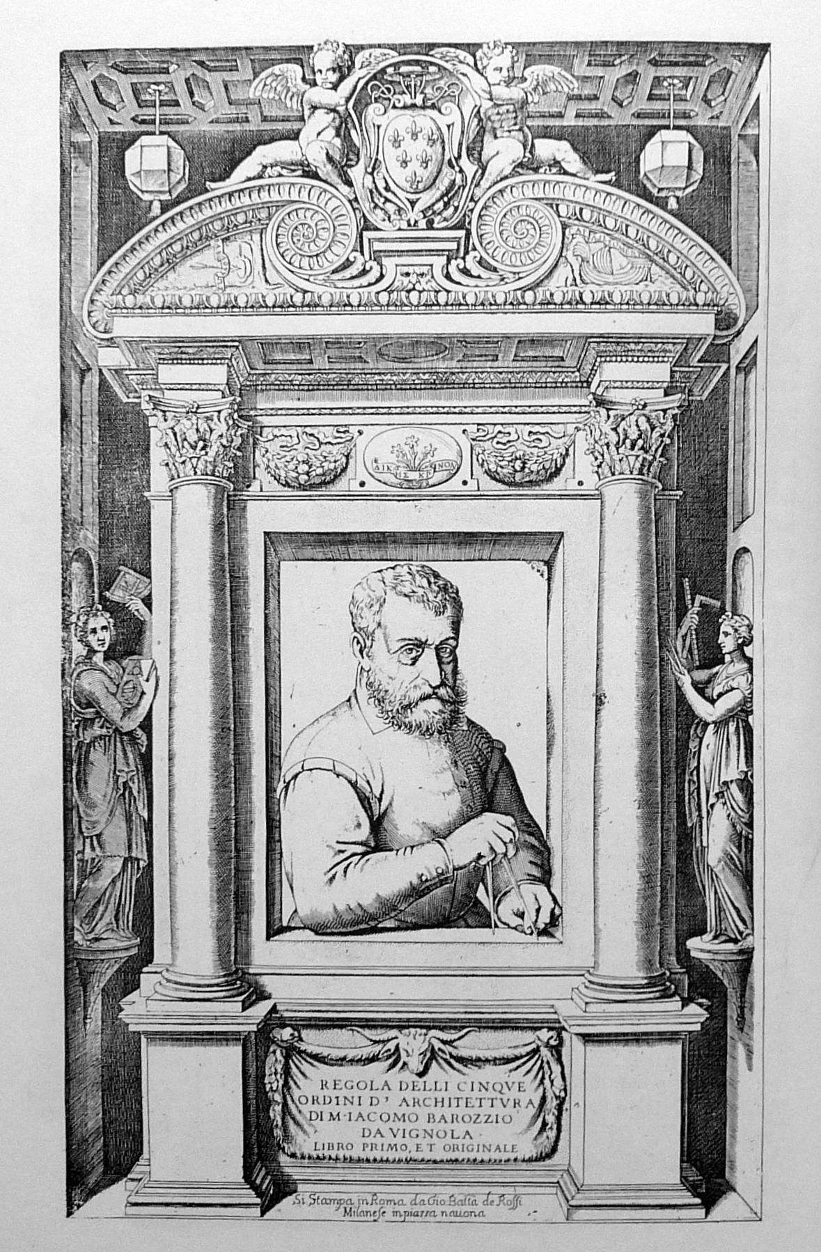 Giacomo Barozzi Da Vignola Wikipedia