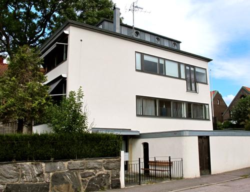 Roth/Wallbergs hus på Prytzgatan