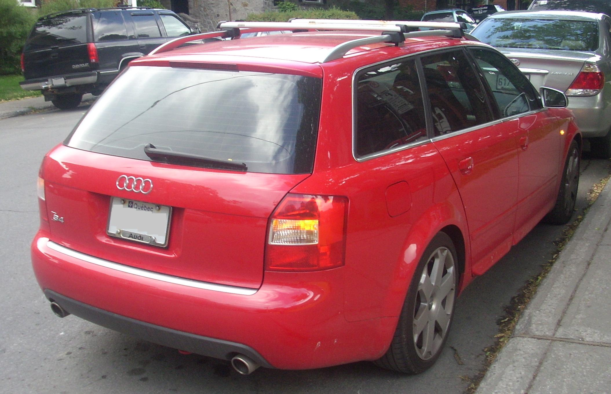 2002 Audi S4 User Reviews Cargurus Where Are Fuses And Battery In Fuse Box 02 A4 File0002 Avant Wikimedia Commons