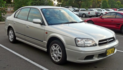 small resolution of subaru legacy third generation