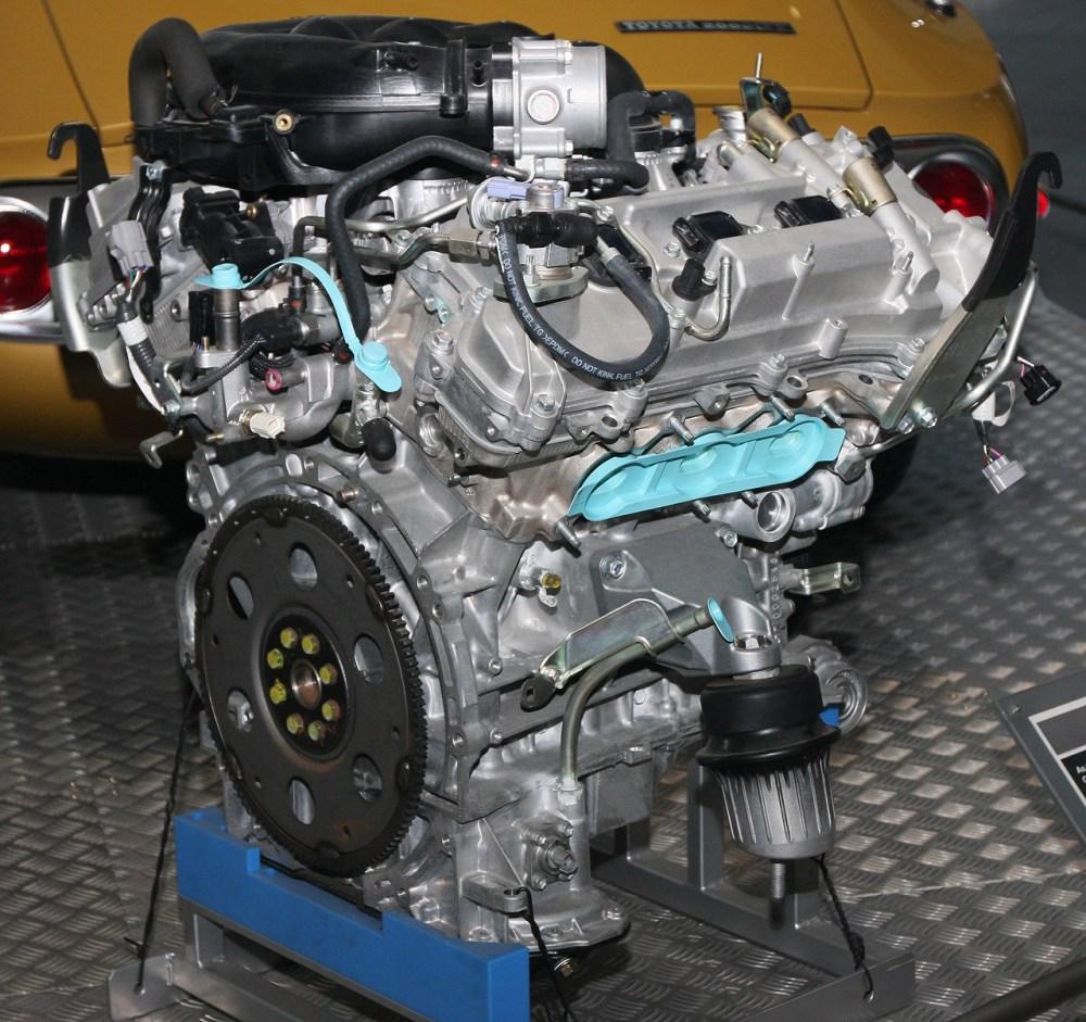 medium resolution of 2008 toyota tacoma engine diagram