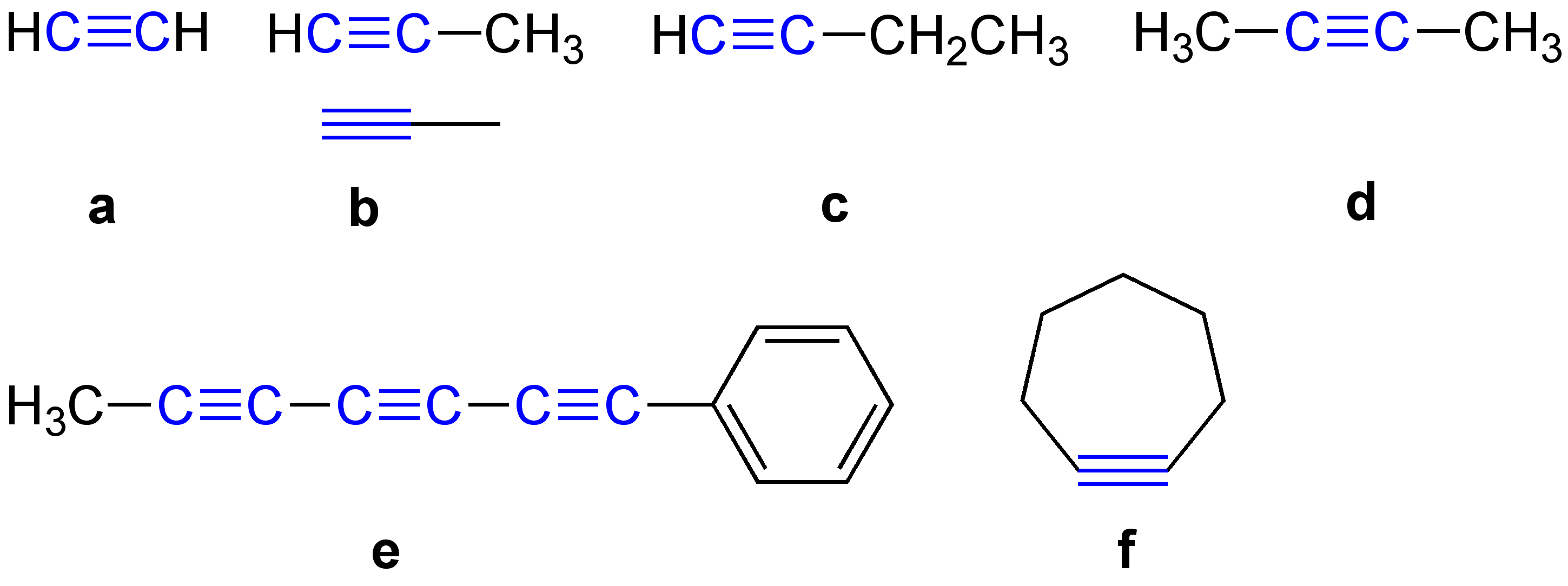 Ficheiro Alkyne General Formulae V 2