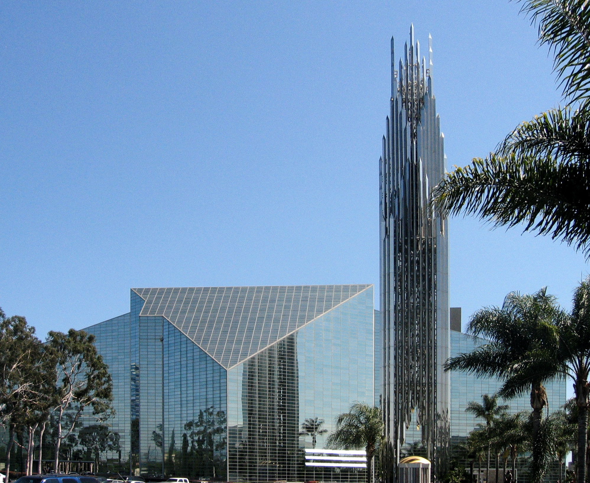 christ cathedral garden grove