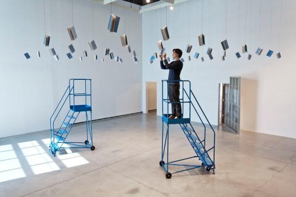 File Derek Sullivan Albatross Omnibus Installation View