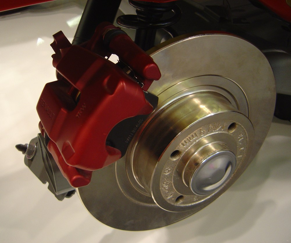 medium resolution of floating caliper disc brake diagram