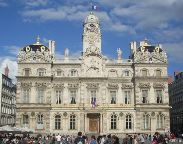 Tel De Ville Lyon - Wikiwand