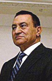 Hosni Mubarak 2003