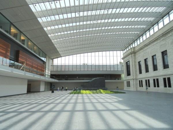 Cleveland Art Museum Interior