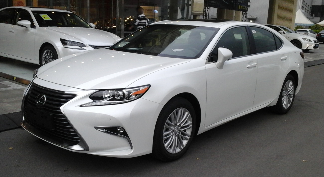 hight resolution of lexus es 350 gsv60 facelift