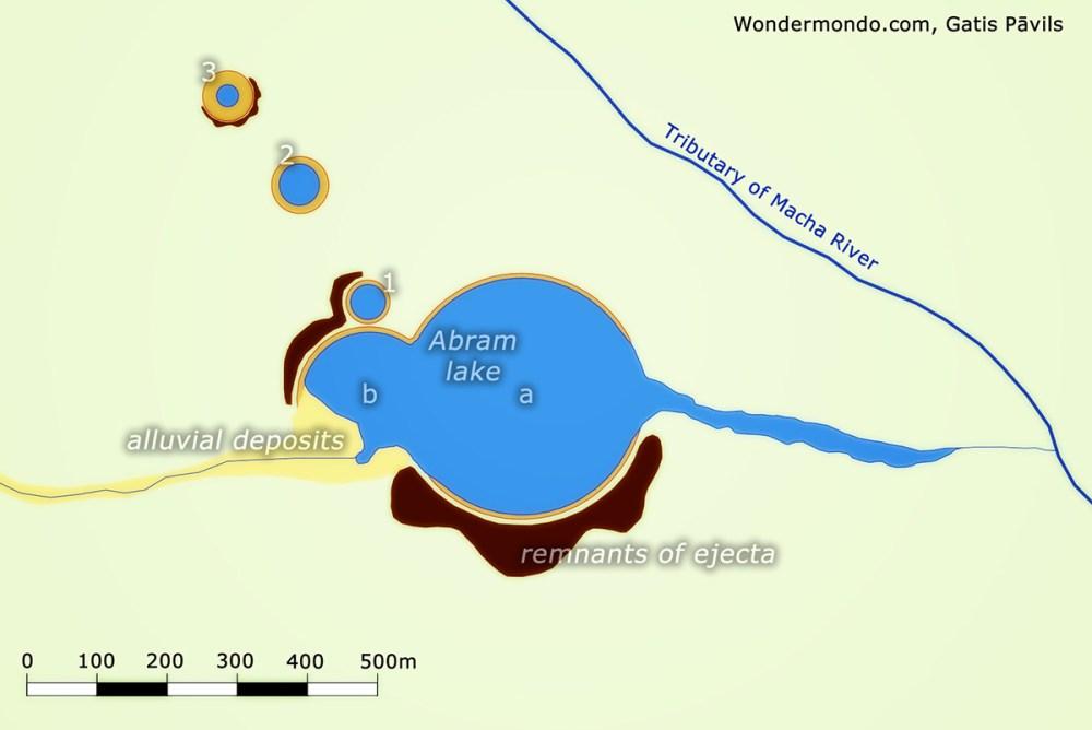 medium resolution of impact crater diagram