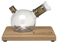 English: Replica of the inhaler used by Willia...