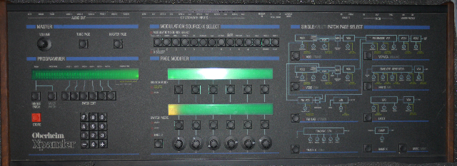 Oberheim Xpander - cc-by-sa via Bill.lay
