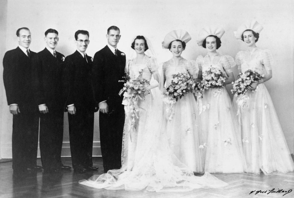 bridesmaid  Wiktionary
