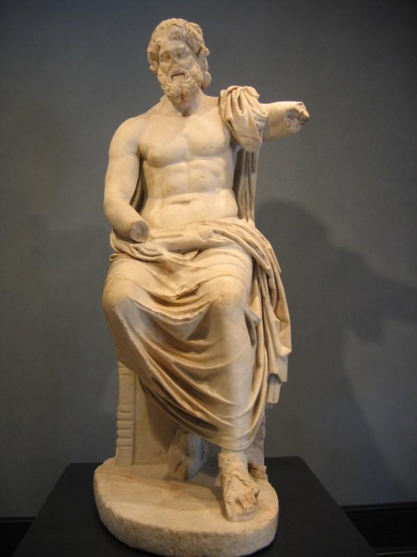 Information World Seven Wonders Of - Statue Zeus
