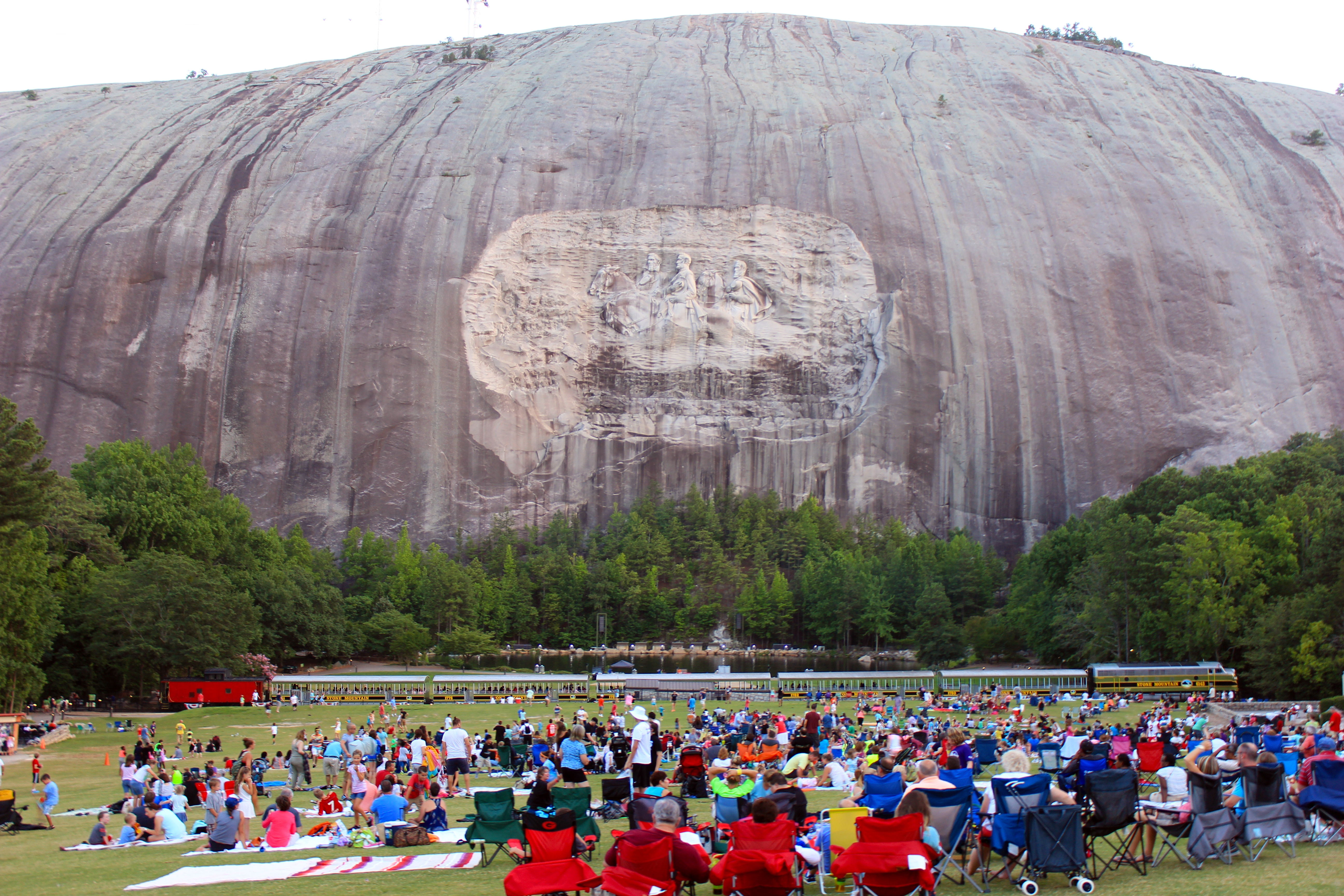 Wallpaper Removal Sioux Falls File Stone Mountain The Carving And The Train Jpeg