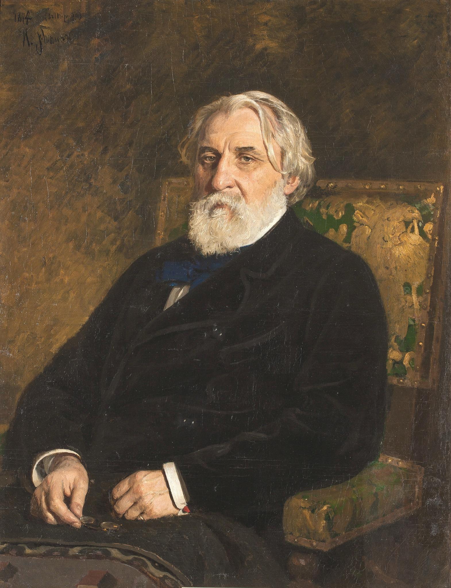 Iwan Sergejewitsch Turgenew  Wikipedia