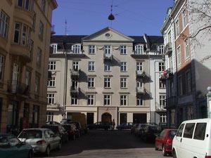 Dansk: Westend, 1661 Vesterbro, København. Fot...
