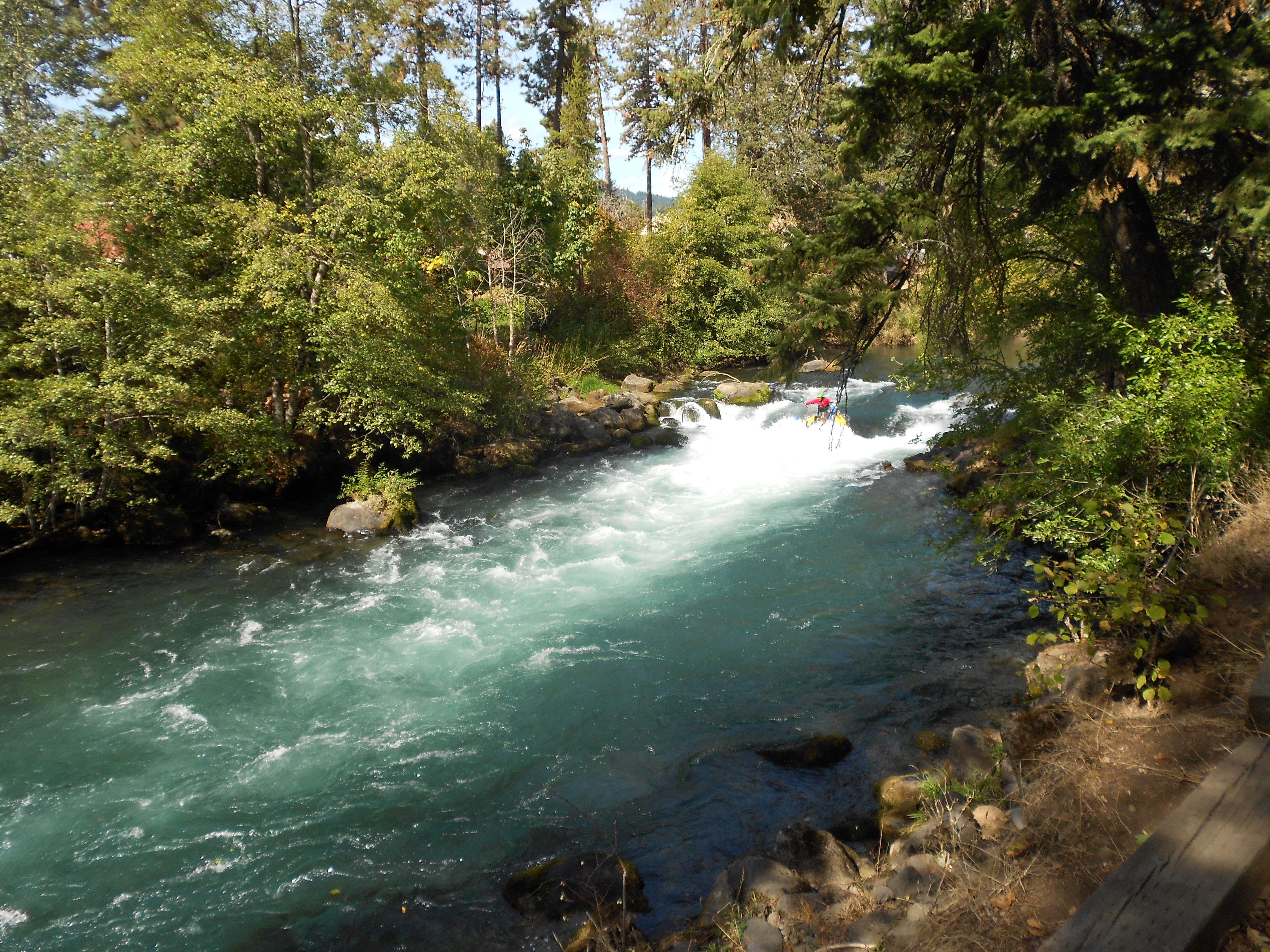 File White Salmon River Wa
