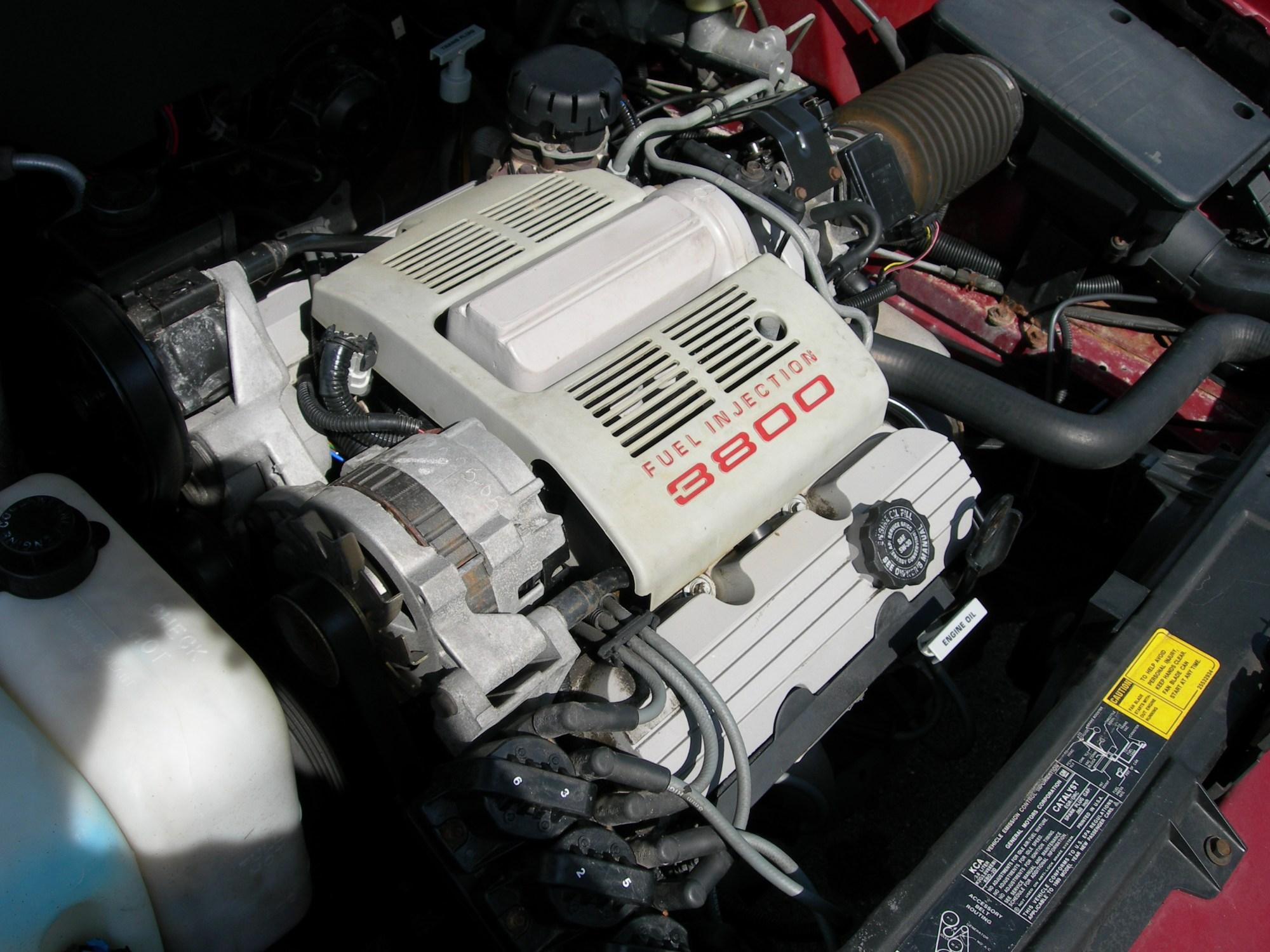 hight resolution of resimleri pontiac grand prix coupe vi w 3 8 i v6 gt