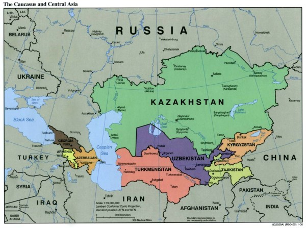 A Vision for Shared Prosperity in Central Asia Center