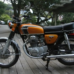 1972 Honda Cl350 Wiring Diagram R34 Rb25det Neo Cb350 Headlights On Cb350f Motorcycle Library