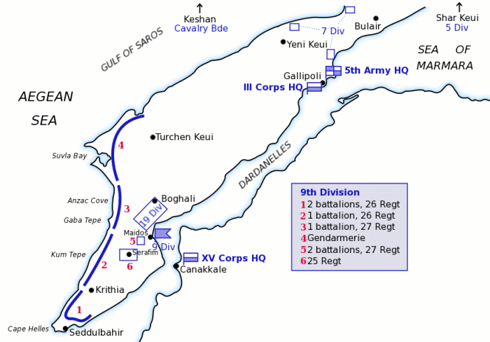 File:Map of Turkish forces at Gallipoli April 1915.png