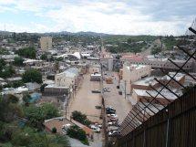 Nogales Arizona Mexico Borders