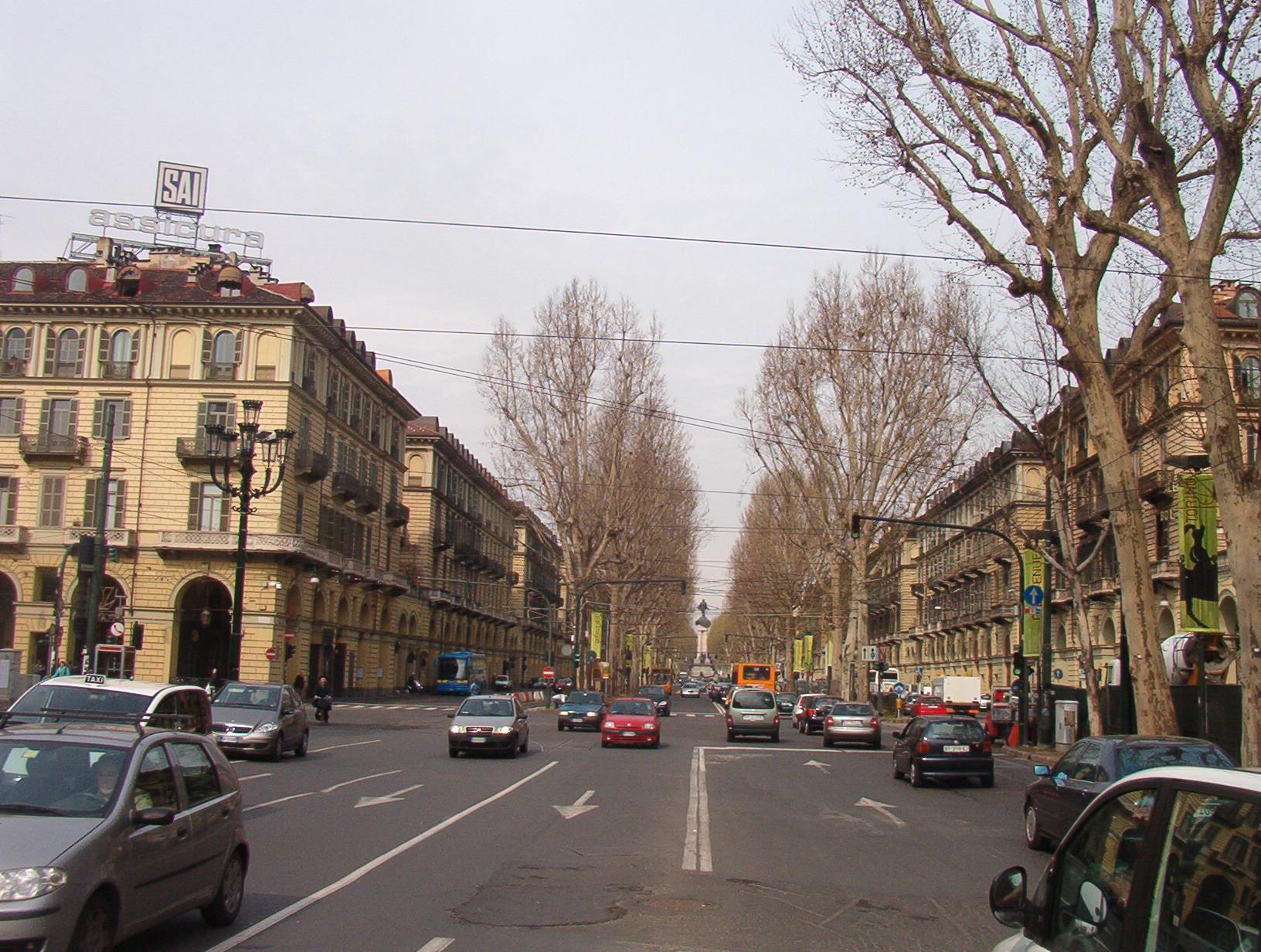 Corso Vittorio Emanuele Ii Torino Wikipedia