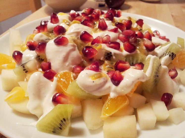 Image result for fruit chaat