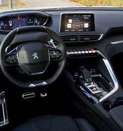 interior peugeot 3008 hybrid4 [ 3624 x 2261 Pixel ]