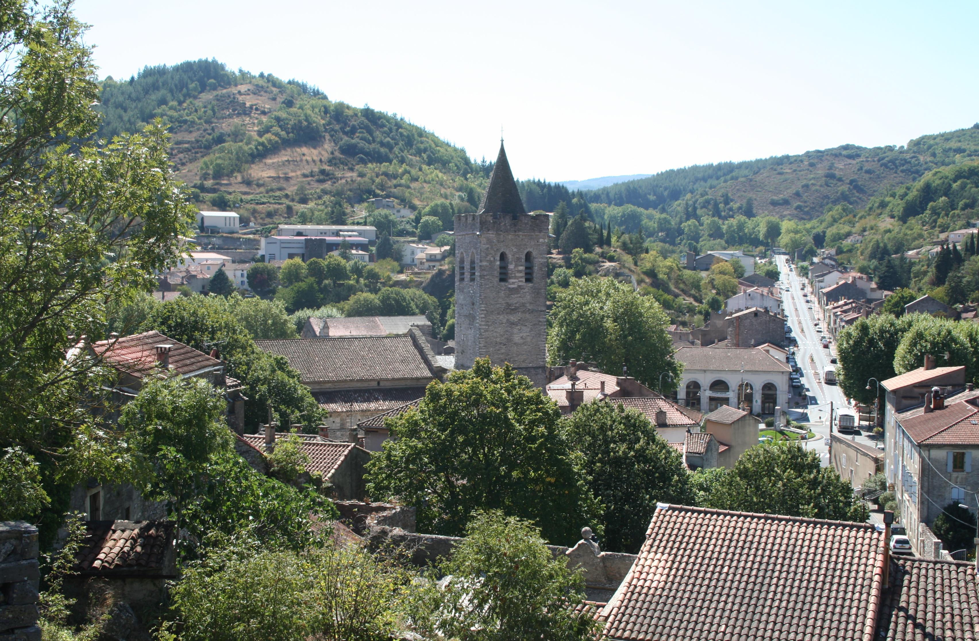 Saint-Pons de Thomières