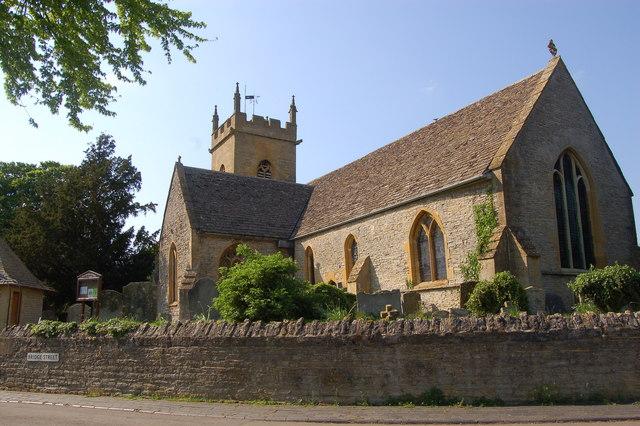 St Leonard's church, Bretforton