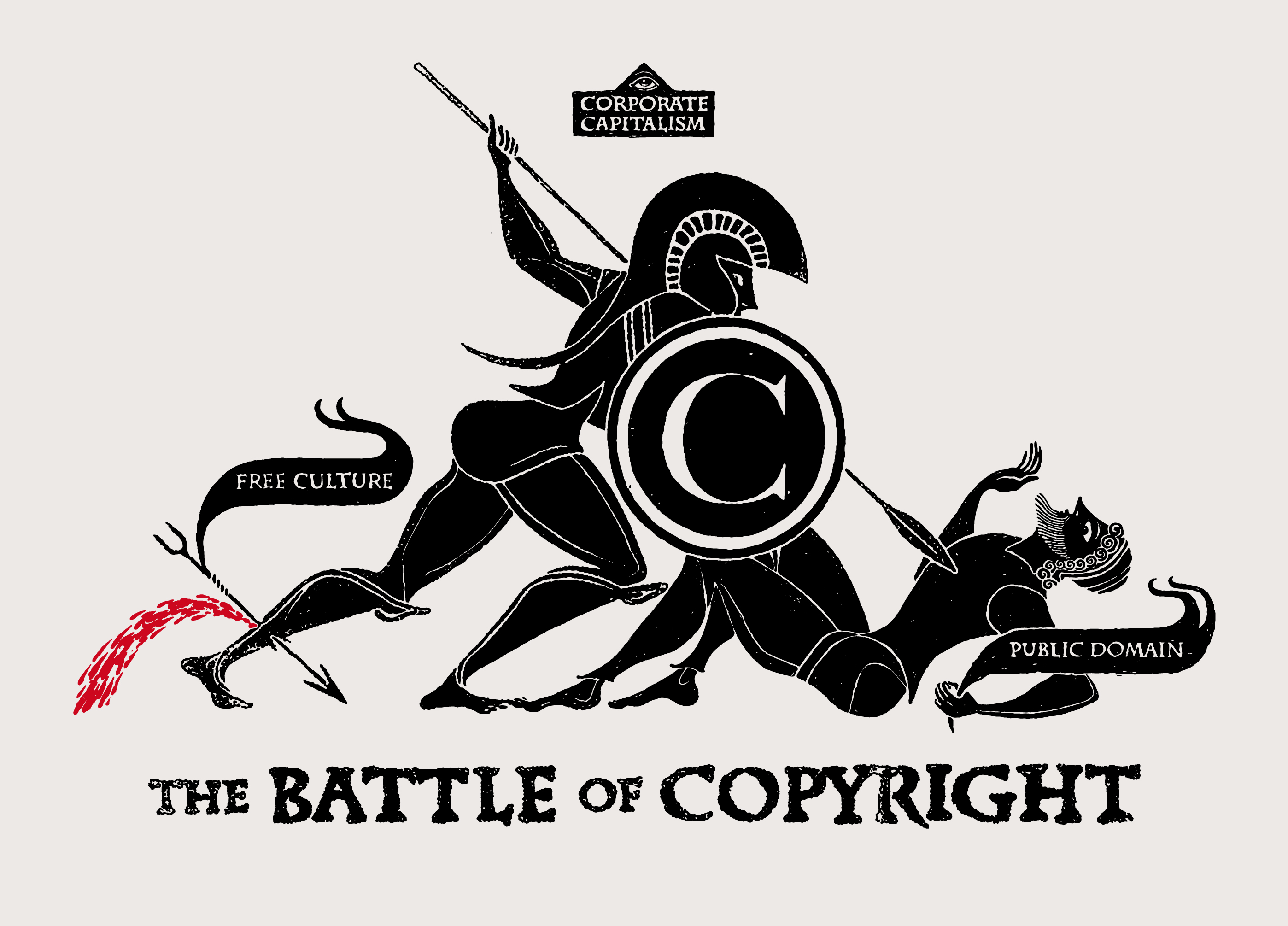THE BATTLE OF COPYRIGHT LinuxFr Org