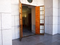 File:Doorway to the PMs office at Parliament House August ...