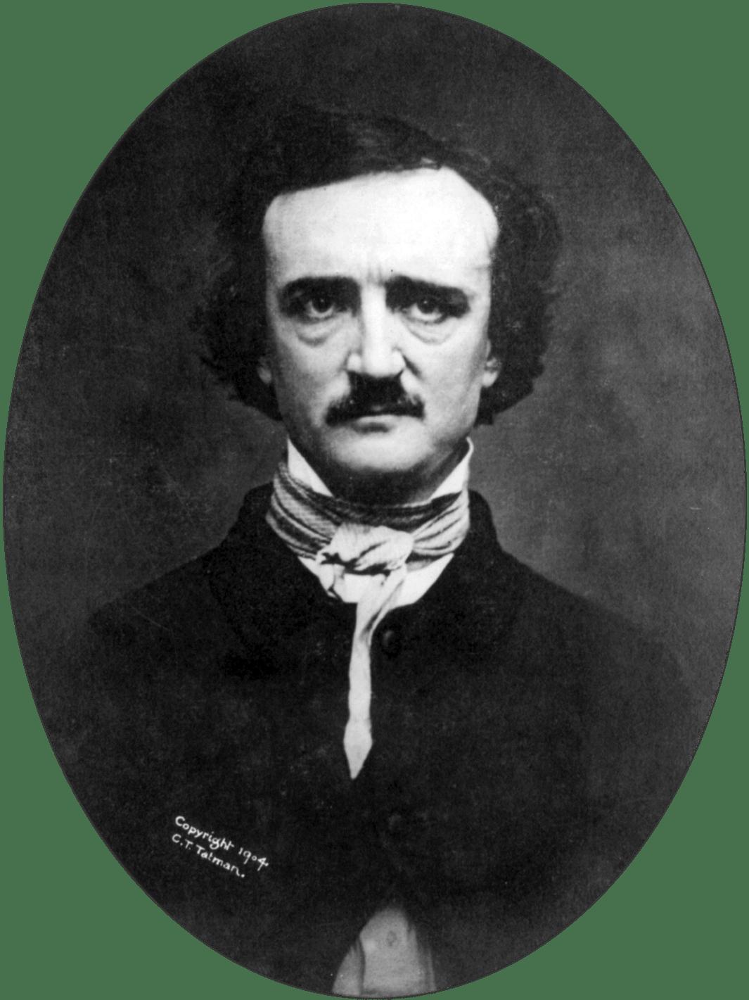 Edgar Allan Poe daguerreotype