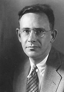English: Edward Sapir (1884-1939), linguist, a...