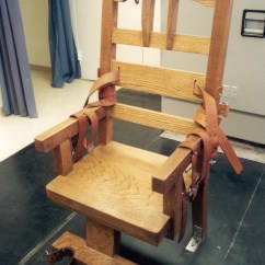 Electric Chair Was Invented By Loveseat Bench Dining Wikipedia