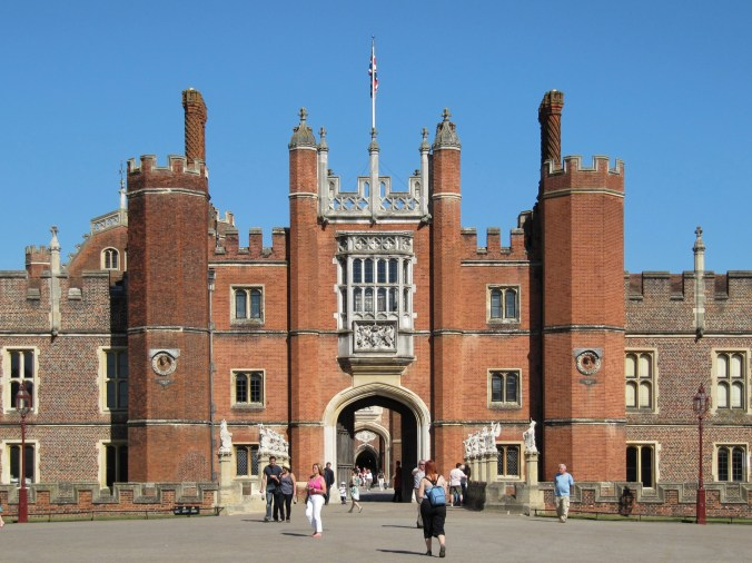 Image result for hampton court palace