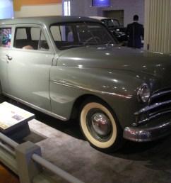 1950 plymouth de luxe suburban [ 3072 x 2304 Pixel ]