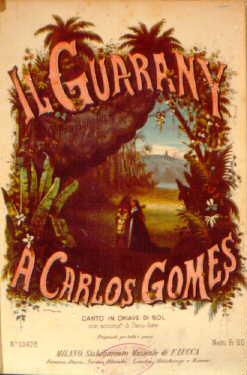 Il Guarani, ópera de Carlos Gomes