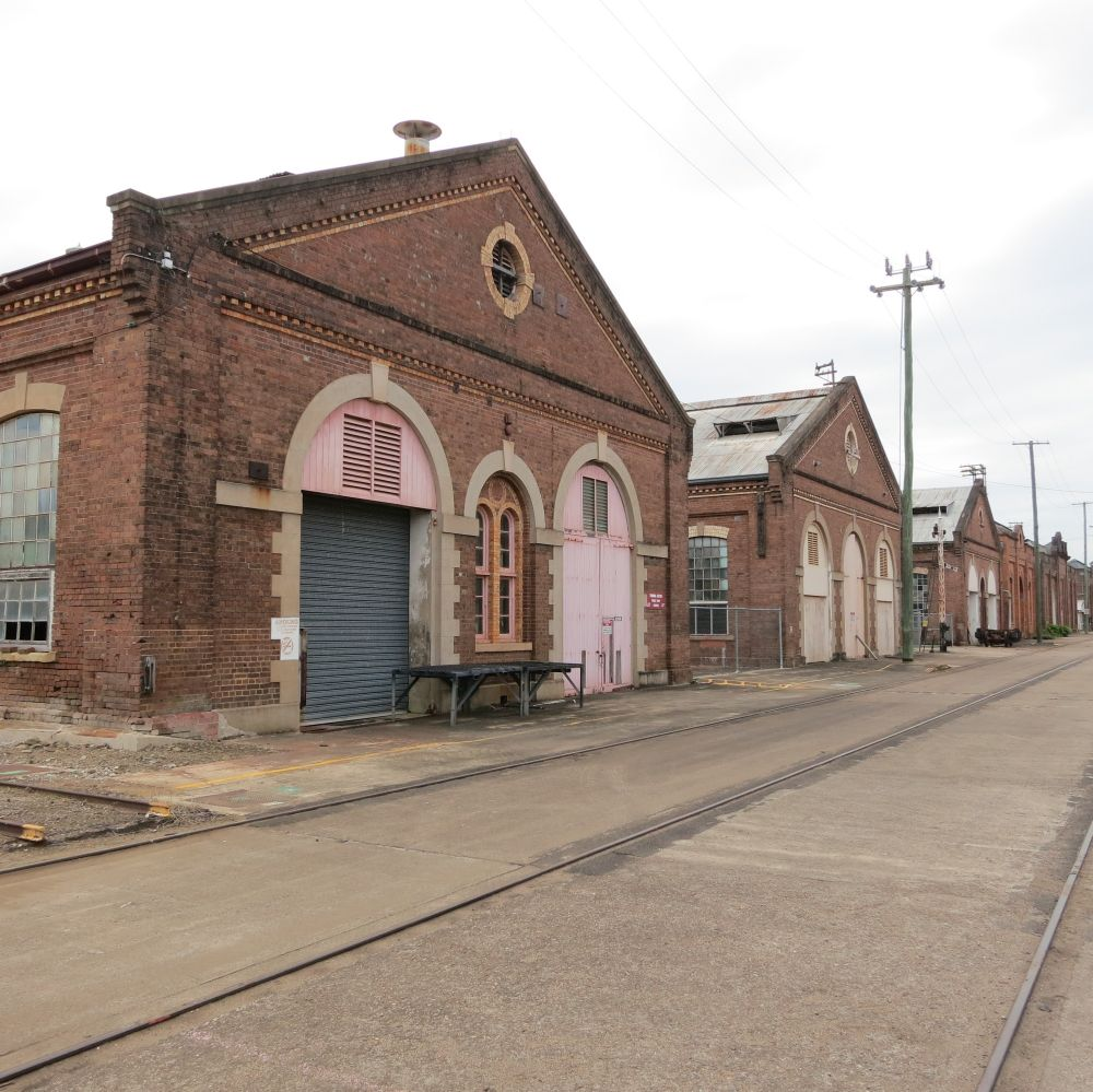 North Ipswich Railway Workshops  Wikipedia